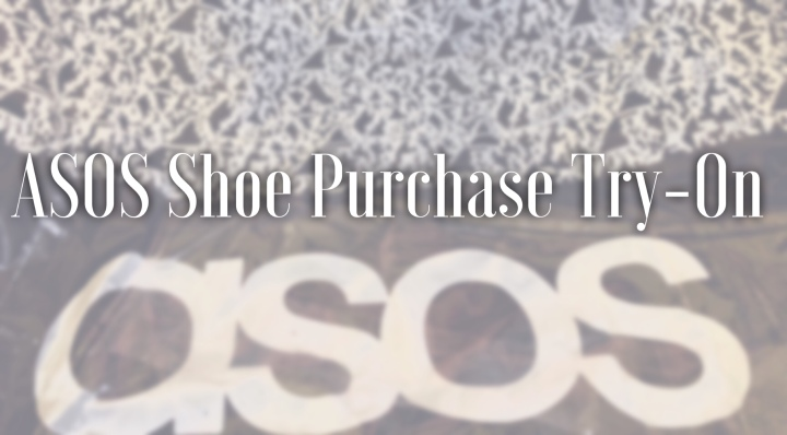 ASOS Shoe PurchaseTry-On